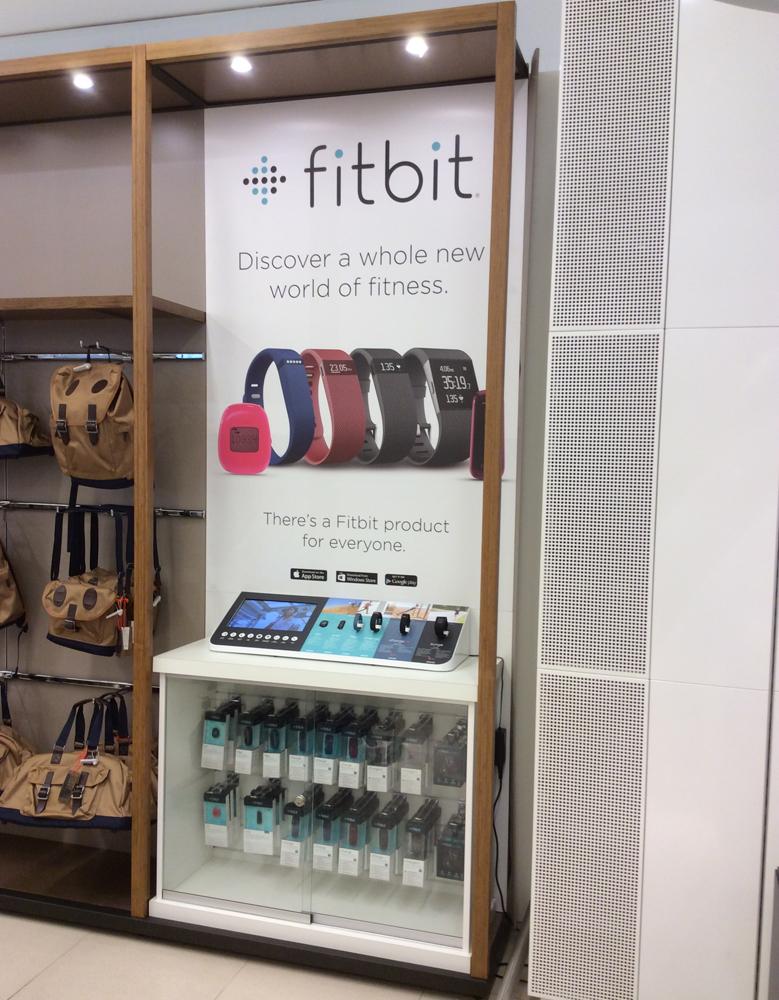 Fitbit POS Display