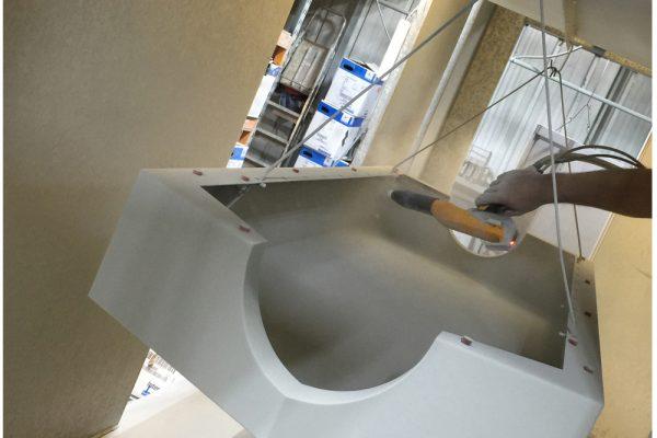 Powder Coating Metal Cabinets