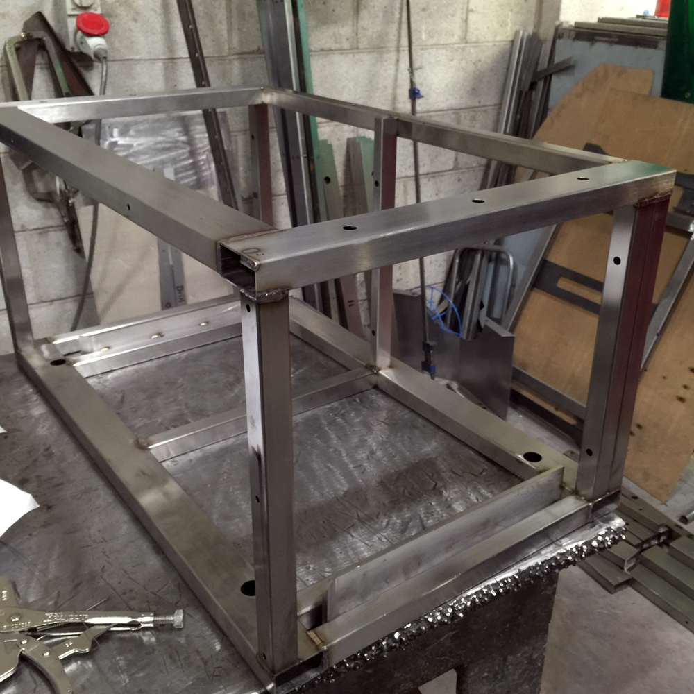 Box Section Frames Constant Manufacturing