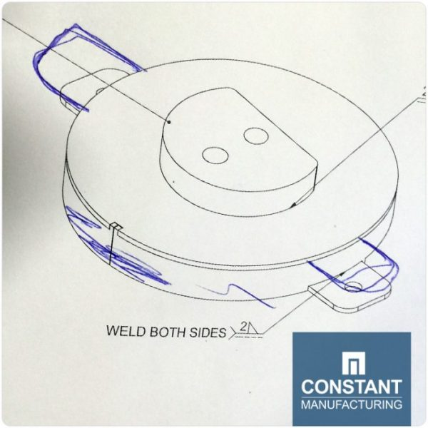 CAD Design and Prototyping Phase