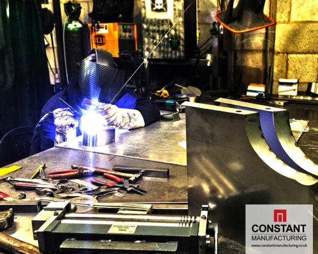 Welding & Sheet Metal Workers