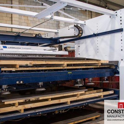 Liftmaster Compact: Lifting the Sheet Metal