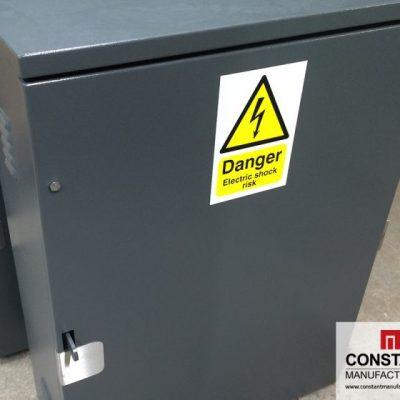 CNC Punch 5000 Cabinet