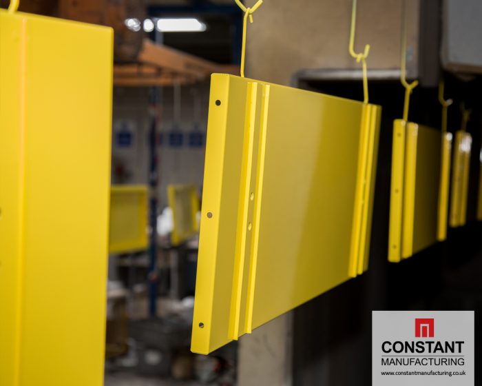 Powder Coating – Curing oven