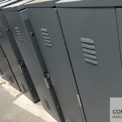 Contract Electrical Cabinets