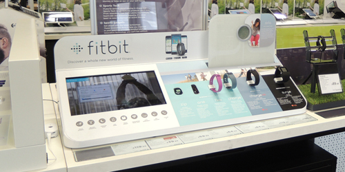 Retail POS Display