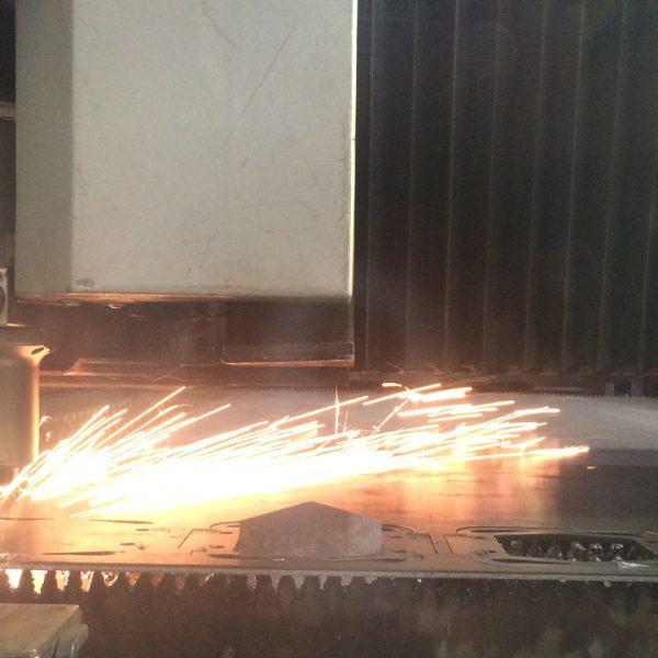 Laser Cutting Metal Camera Arm and Bracket - Case Study