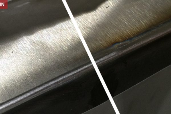 Grinding and Polishing - Metal Cabinet Case Study
