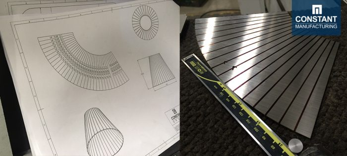 Metal Food Funnel Manufacturing: Precision Bending