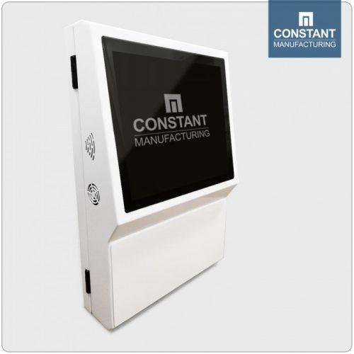 Interactive Metal Display Unit