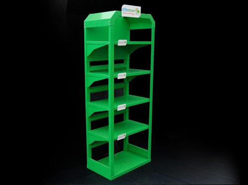 POS racking display