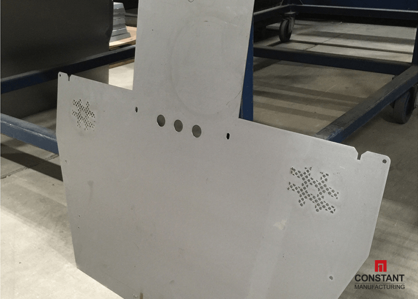 IoT Interactive Display Unit Case Study: Cutting