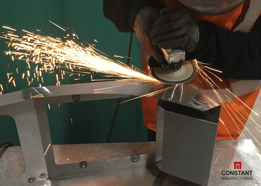 IoT Interactive Display Unit Case Study: Grinding