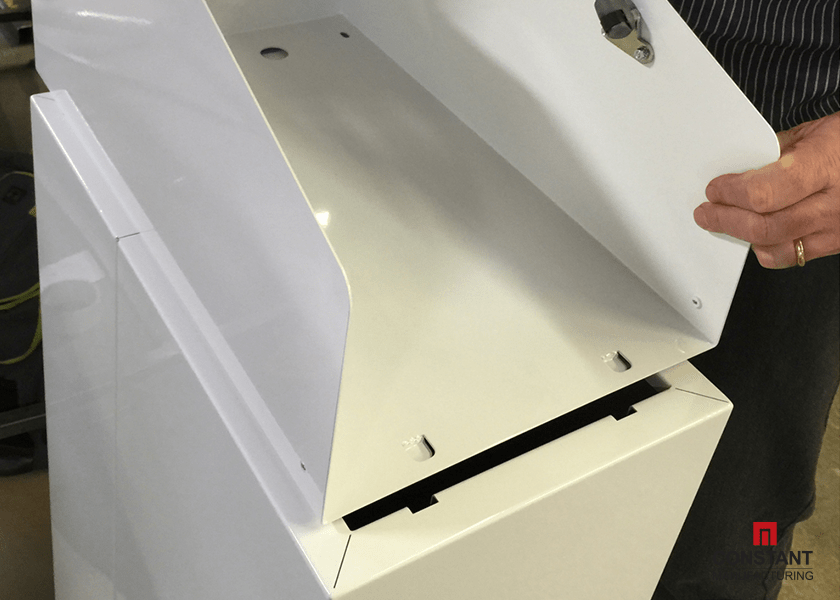 IoT Interactive Display Unit Case Study: Assembly