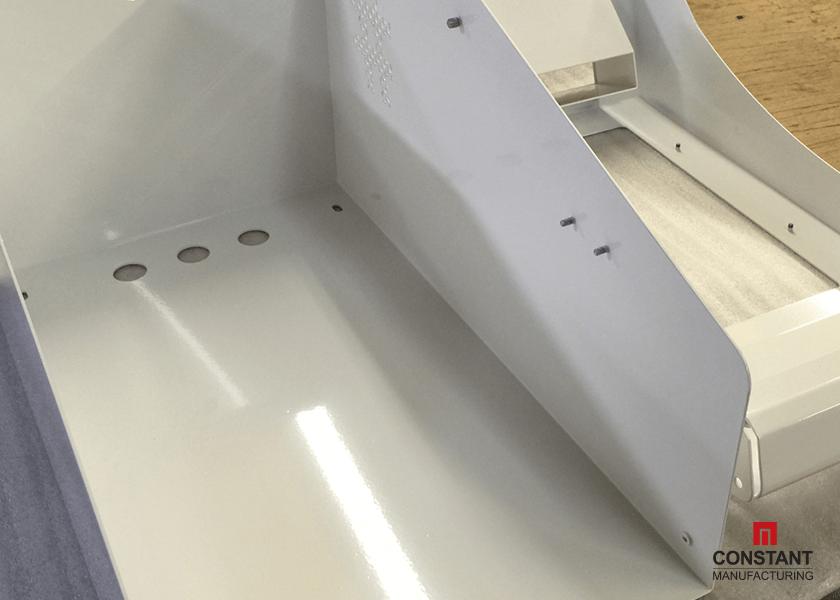 IoT Interactive Display Unit Case Study: Parts
