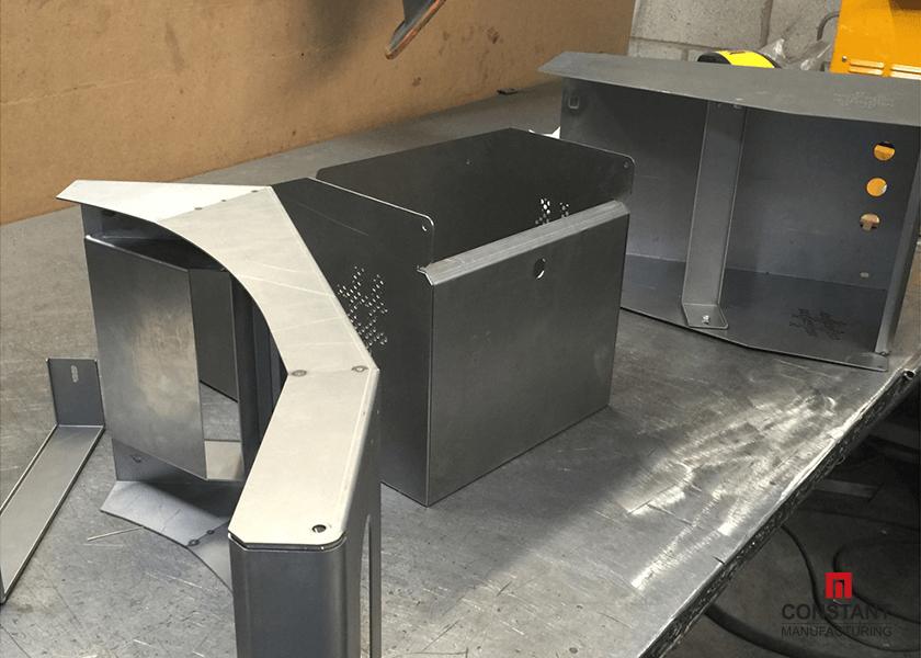 IoT Interactive Display Unit Case Study: Welding