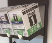 Garage Shelf Display Boxes