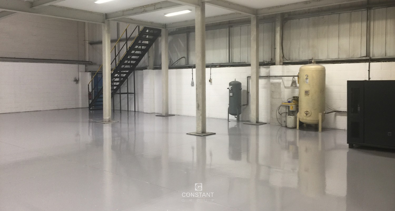 Prepared Flooring