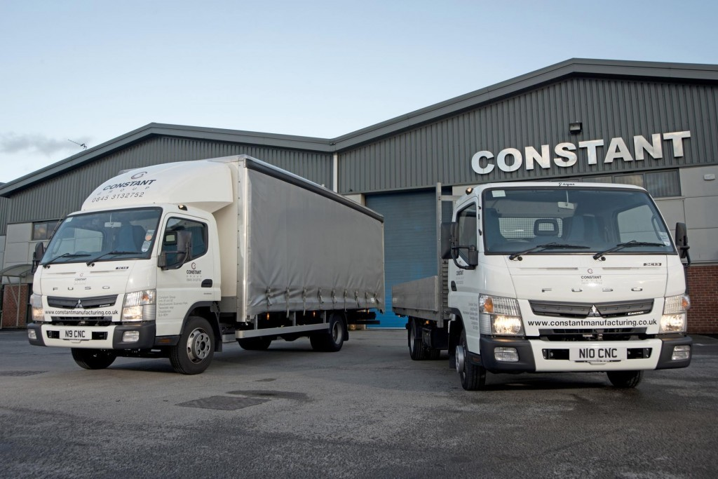 Press Release: New Vehicles for Constant Manufacturing