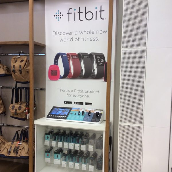 Fitbit POS Display