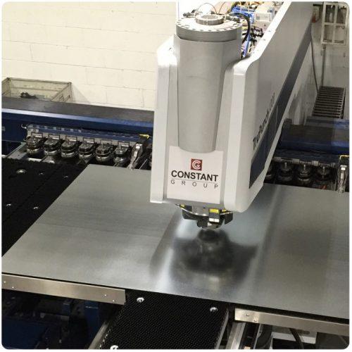 CNC Punching Cabinet
