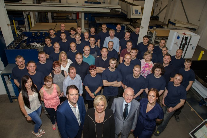 Constant Manufacturing Staff