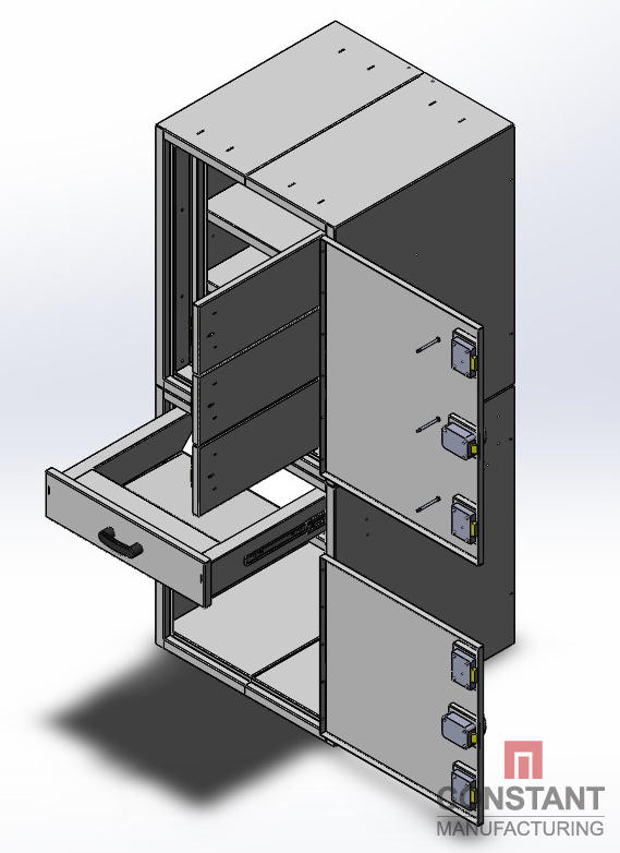 Security Safe Cabinet Manufacturing Case Study