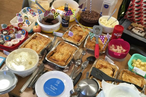 Pies & Puds for Countryfile's Children in Need Big Ramble