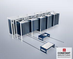 Full storage system [Trumpf photo]