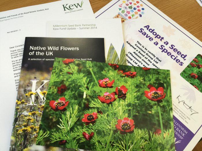 Kew Garden's Millennium Seed Bank