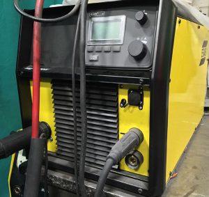 New Pulse MIG machine arrives