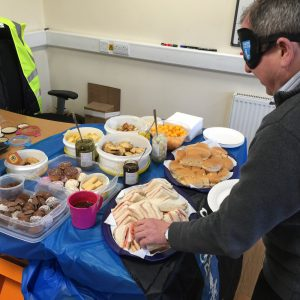 Guide Dogs, Dine & Donate Lunchtime Buffet