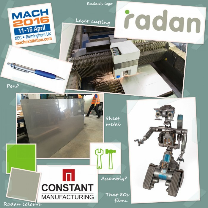 Partnering with Radan for MACH show: Part One