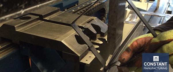 Bending Sheet Metal Trays