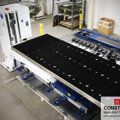 Inline and small footprint of the SheetMaster Compact x`