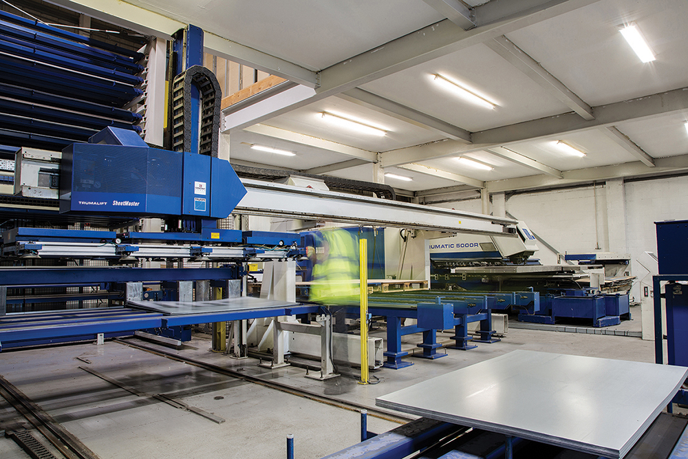 Flagship Business Constant Manufacturing, Single Source Sheet Metal Manufacturing
