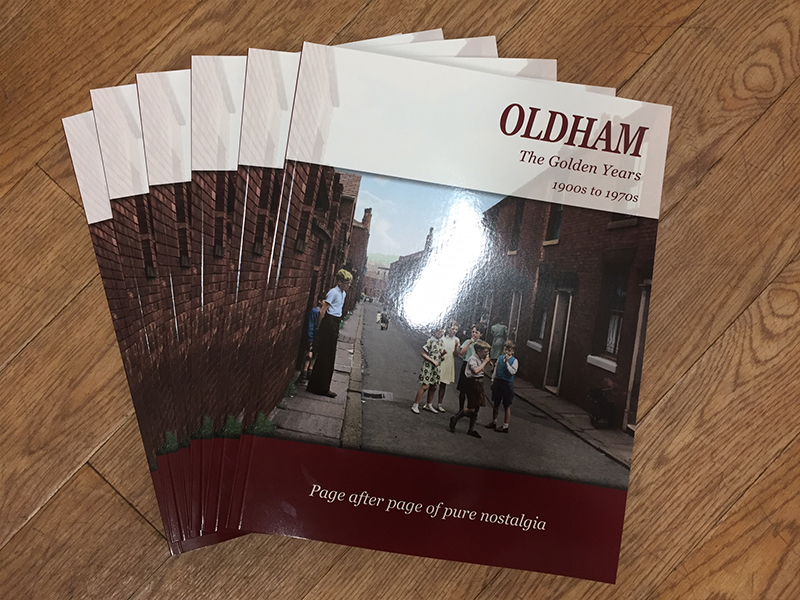 Oldham Book Delivery