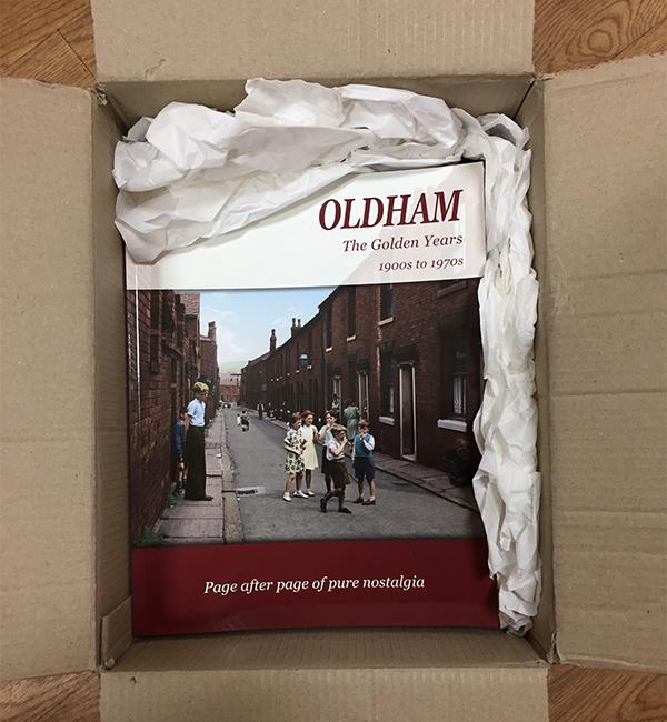 Oldham Golden Years