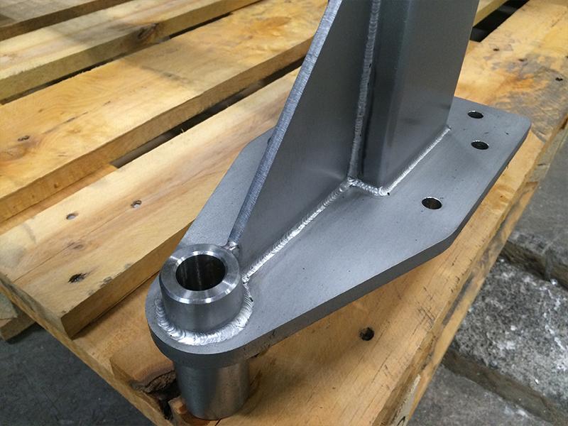 high-level metal graining and polishing