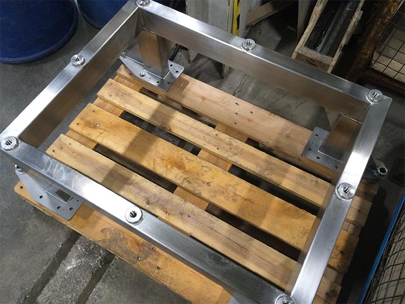 Metal Precision Frame