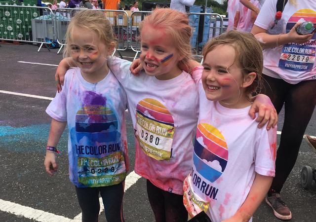 Colour Run Fundraising
