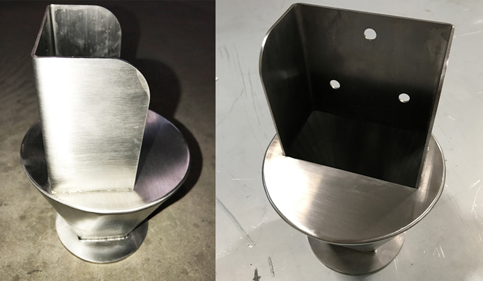 Finished Packaging Metal Funnel