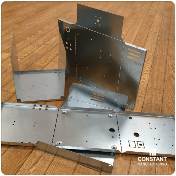 Sample parts for Air Conditioning Units
