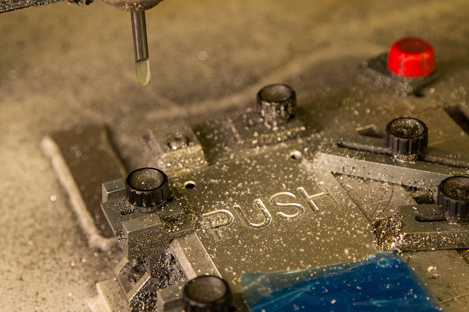 Metal Engraving Constant Manufacturing Manchester