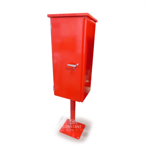 Freestanding Fire Extinguisher Cabinets