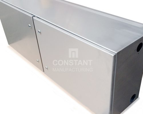 Food Packaging Automation Control Cabinet Box