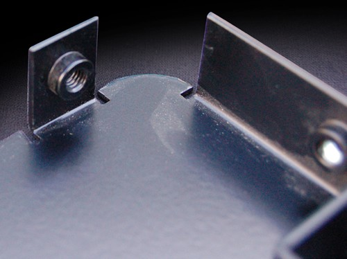 Multi-fabricated parts