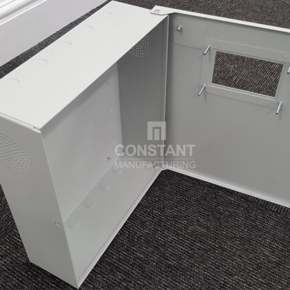 Sheet Metal Ventilation Small Cabinet