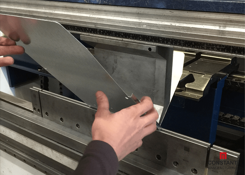 Electrical Box Case Study: Bending