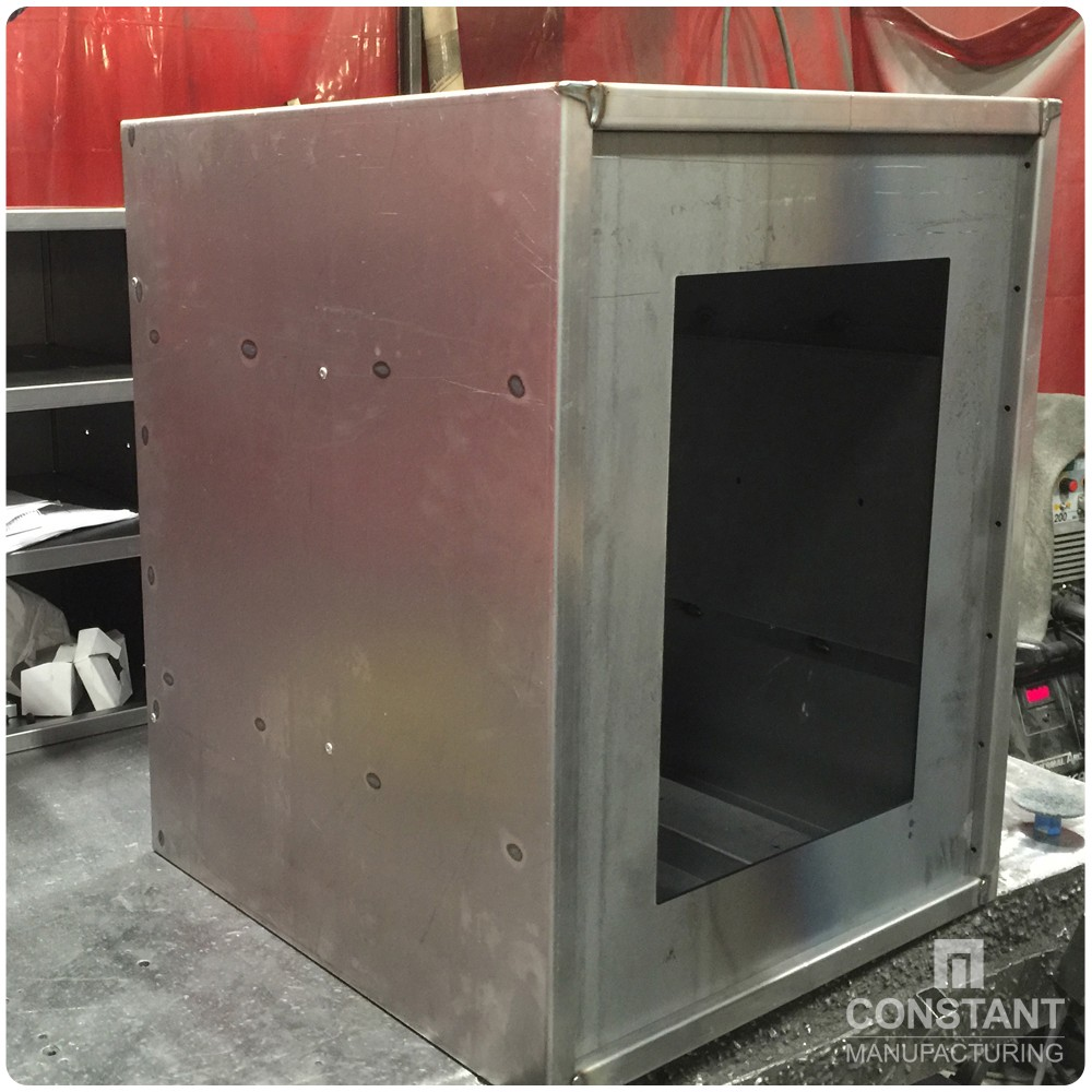 Case study: Large Security Cabinet And Safe - Base